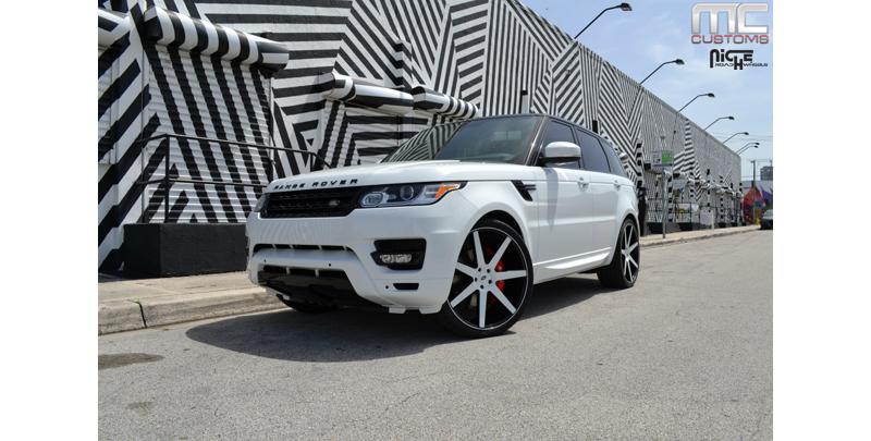 Land Rover Range Rover Sport Verona - M150
