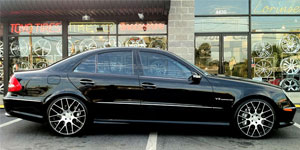 Mercedes-Benz E55