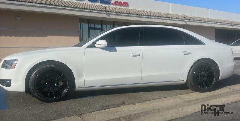 Audi A8 Vicenza - M154