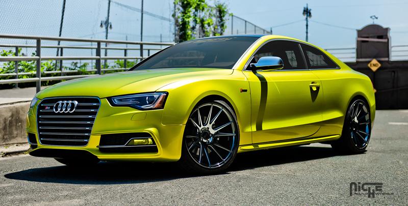 Audi S5 Vicenza - M154