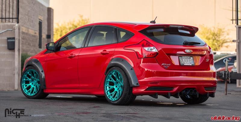 Ford Focus Circuit