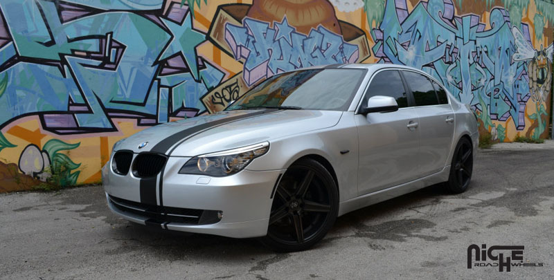 BMW 5-Series Apex - M126