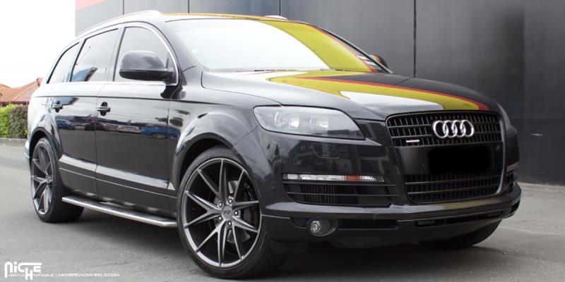 Audi Q7 Misano - M116