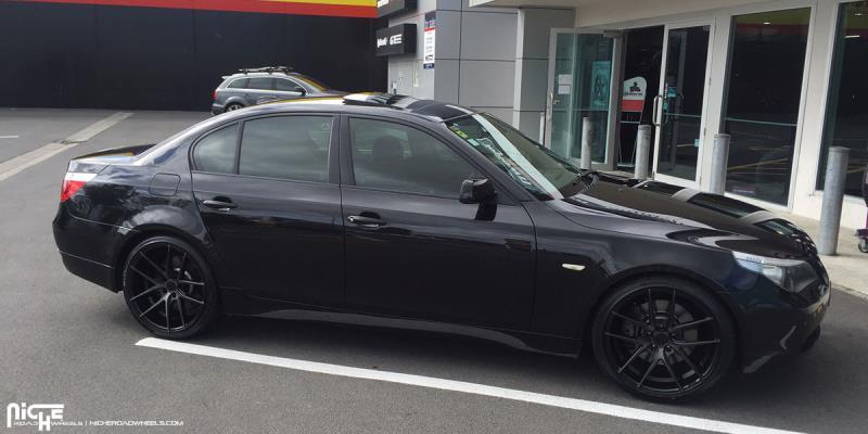 BMW 5-Series Targa - M130