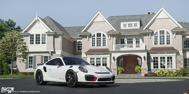Porsche 911 Turbo Ascari