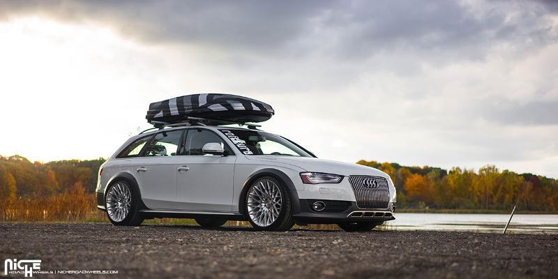 Audi A4 All-Road Citrine - M161