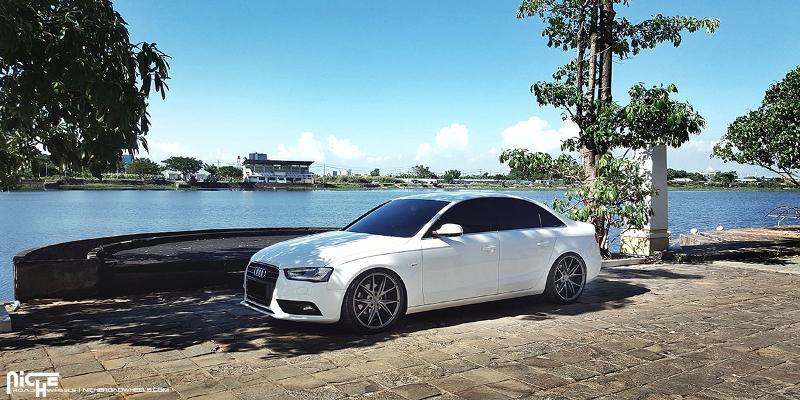 Audi A4 Misano - M116