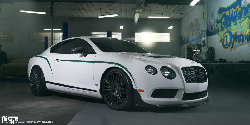 Bentley Continental Avant