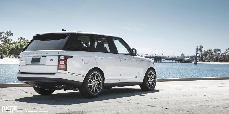 Land Rover Range Rover Staccato