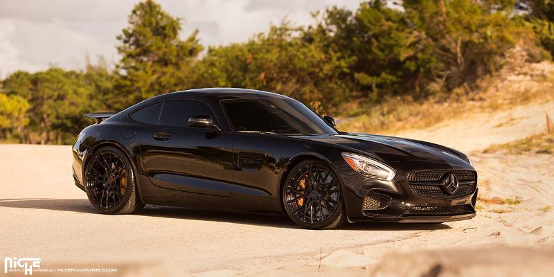 Mercedes-Benz AMG GTS Ribelle