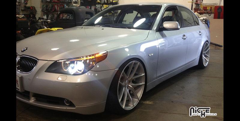 BMW 5-Series Targa - M131