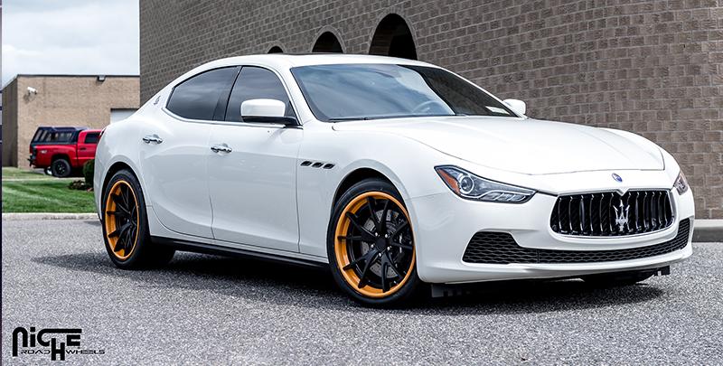 Maserati Ghibli Stuttgart