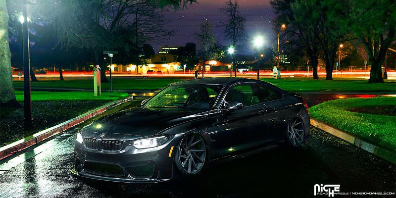 BMW M4 Invert - M163