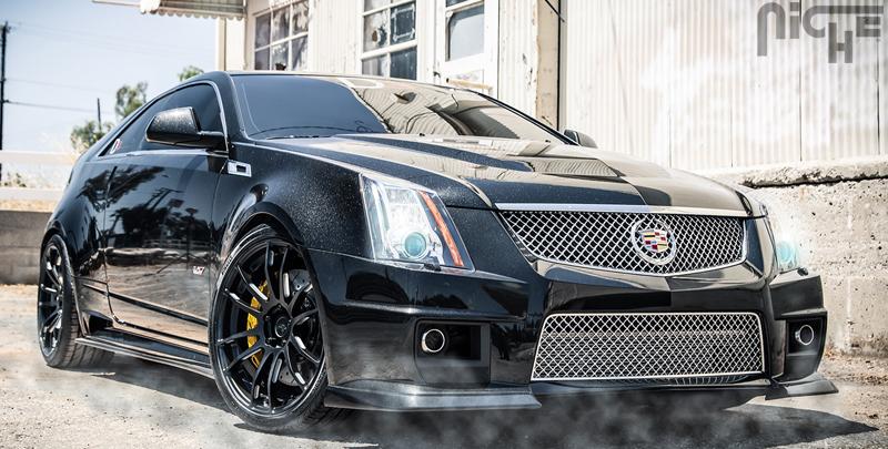 Cadillac CTS-V D3 edition