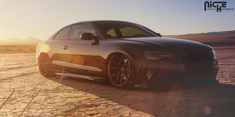 Audi S5 Misano