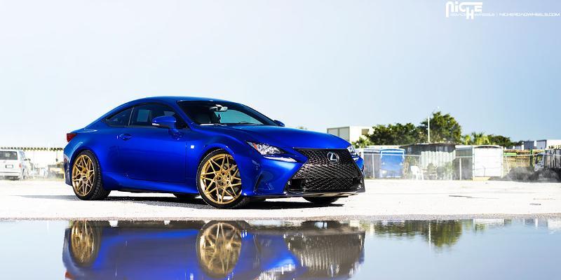 Lexus RC-F Alpine-D