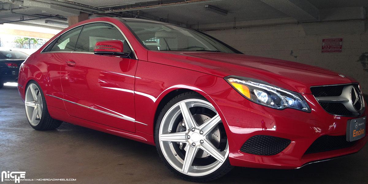 Gallery niche wheels for Mercedes benz apex