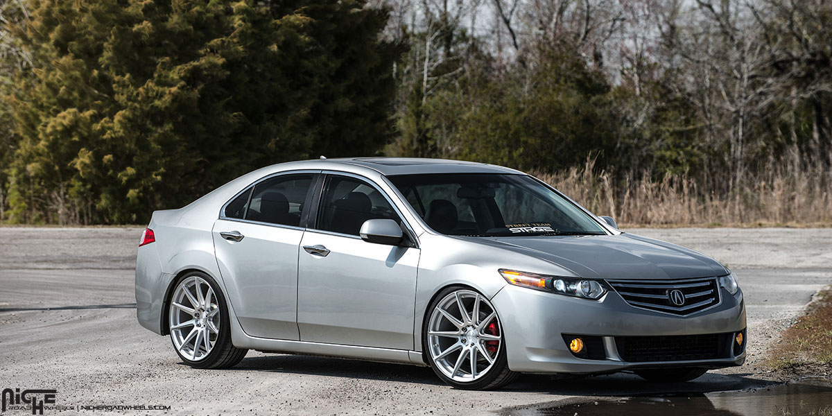 Gallery Niche Wheels - Rims for acura tsx