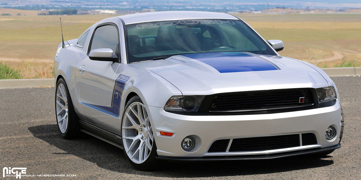 Niche Wheels Mustang >> Ford Mustang Intake M160 Gallery Niche Wheels