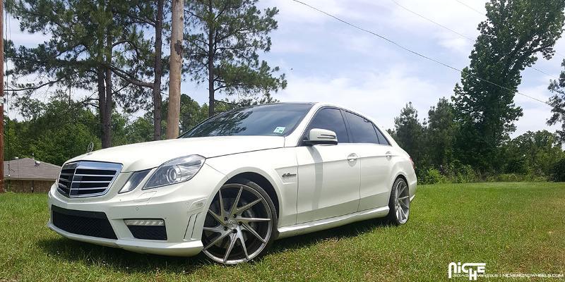 Mercedes-Benz AMG C63 Intake - M160