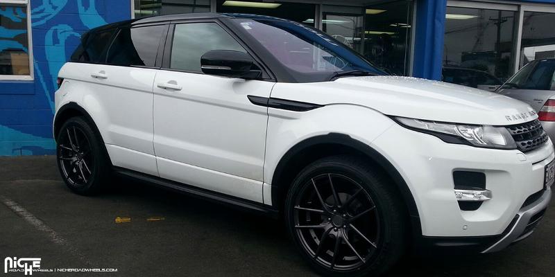 Land Rover Range Rover Evoque Targa - M129