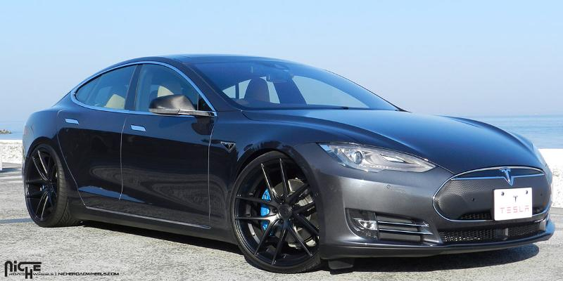 Tesla Model S Targa - M130
