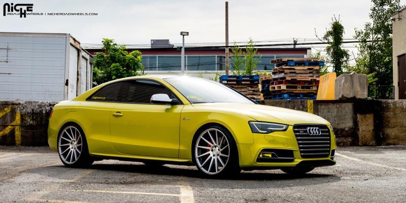 Audi S5 Surge - M112
