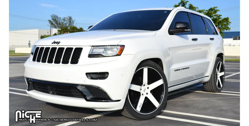 Jeep Grand Cherokee Milan - M134
