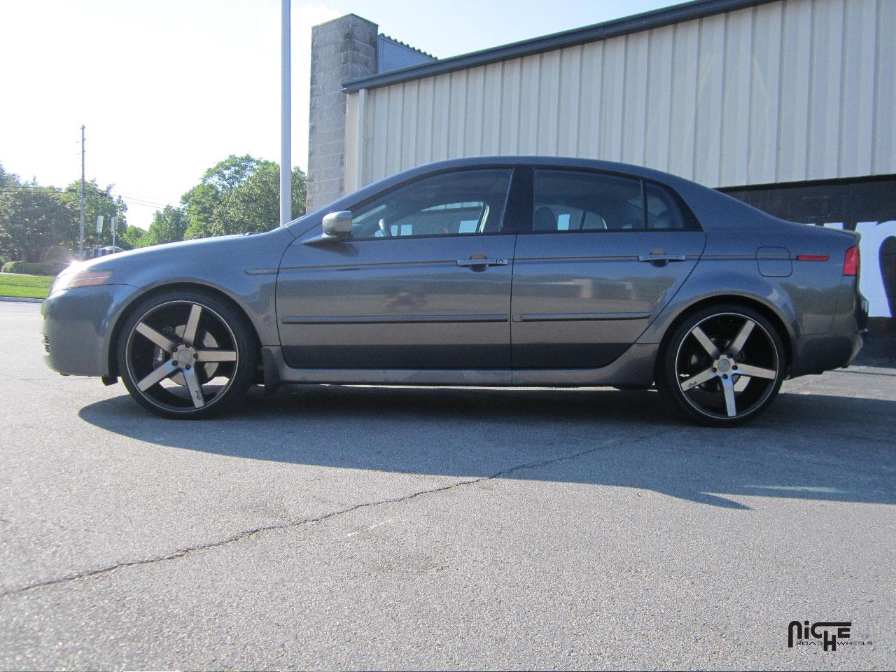 Gallery Niche Wheels - Acura tl rim
