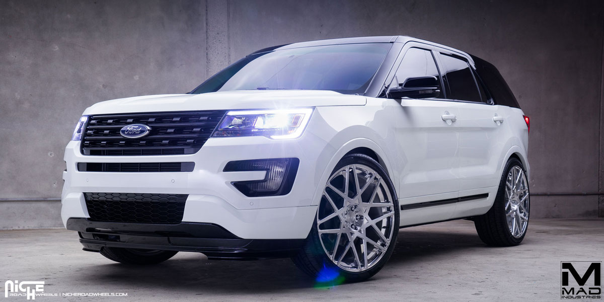 Gallery niche wheels ford explorer publicscrutiny Images