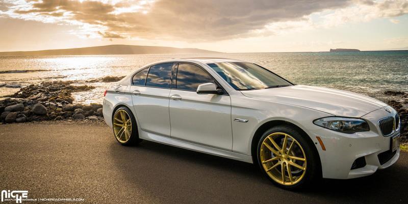BMW 5-Series Enyo - M115