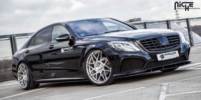 Mercedes-Benz AMG S63 Alpine-D
