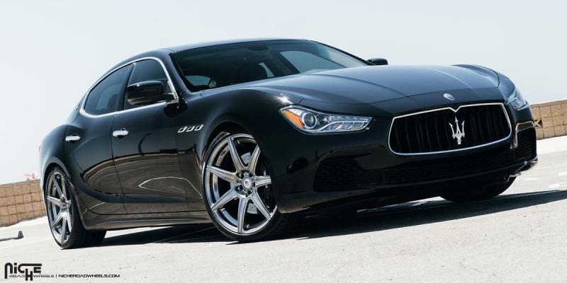 Maserati Ghibli Alta