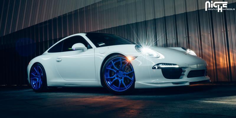 Porsche 911 Carrera Ascari