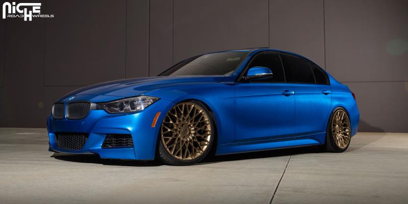 BMW 3-Series Citrine - M155