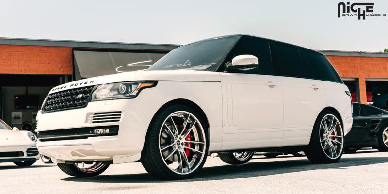 Land Rover Range Rover Enyo