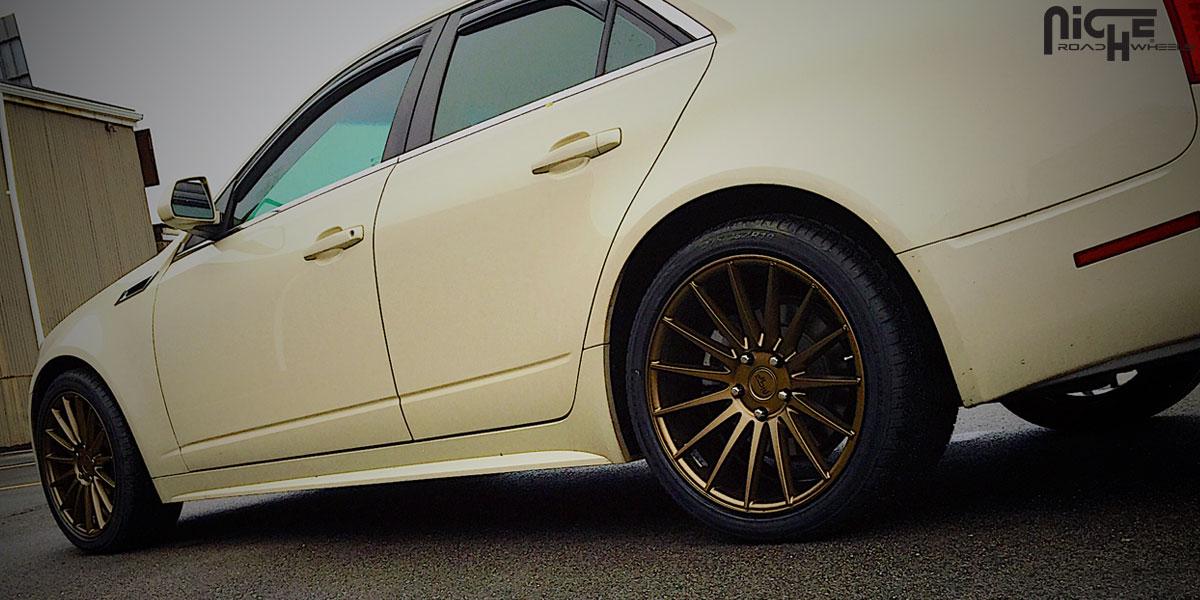 Form - M158 - Niche Wheels