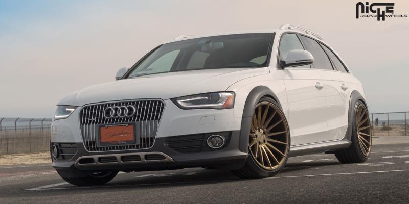 Audi A4 All-Road Form - M158