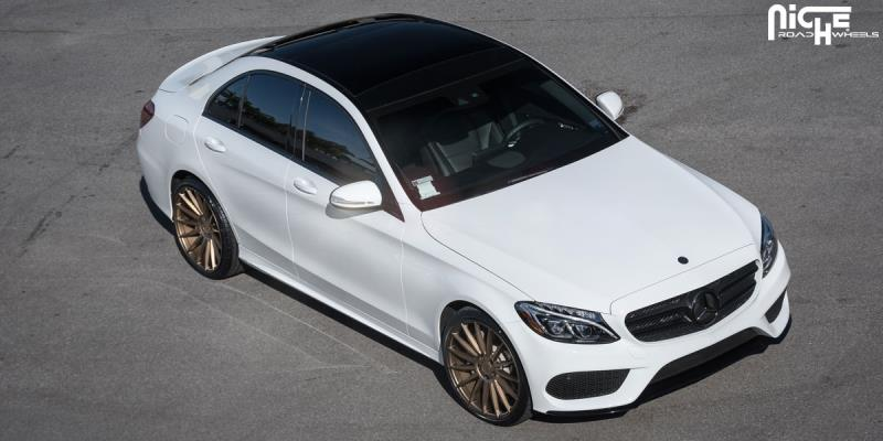 Mercedes-Benz C300 Form - M158