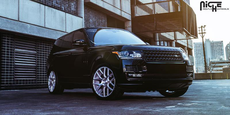 Land Rover Range Rover Sport Intake - M160
