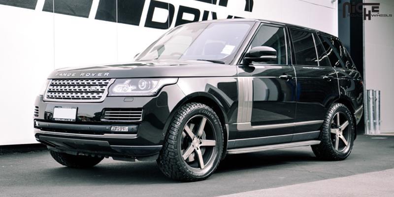 Land Rover Range Rover Milan - M134