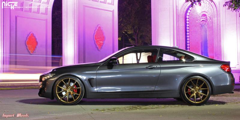 BMW 4-Series Misano - M117