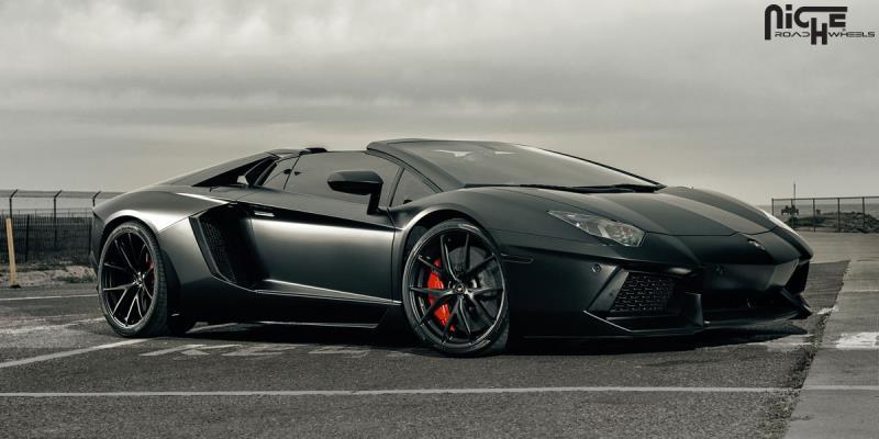 Lamborghini Aventador Misano