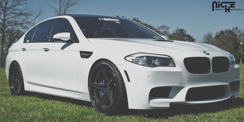 BMW M5 Roma