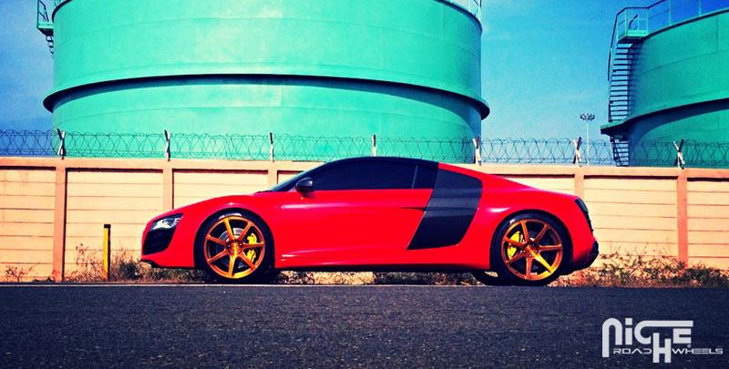 Audi R8 Scuderia 7