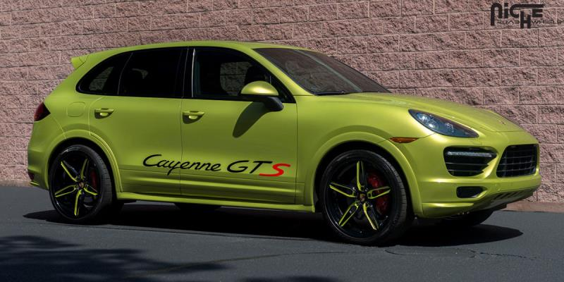 Porsche Cayenne Spyder