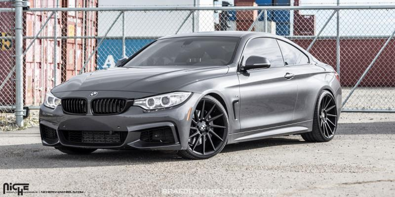 BMW 4-Series Surge - M114