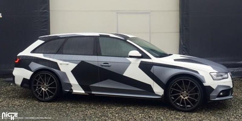 Audi A4 Surge - M114