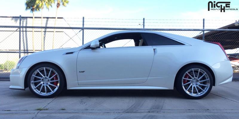 Cadillac CTS-V Surge