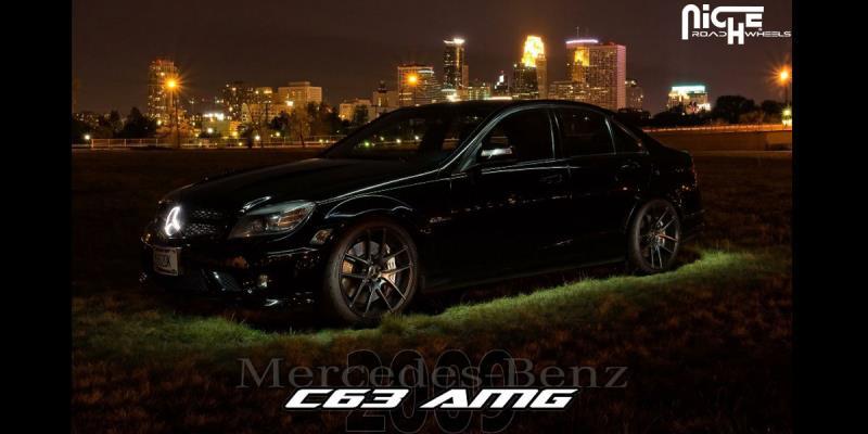 Mercedes-Benz AMG C63 Targa - M130